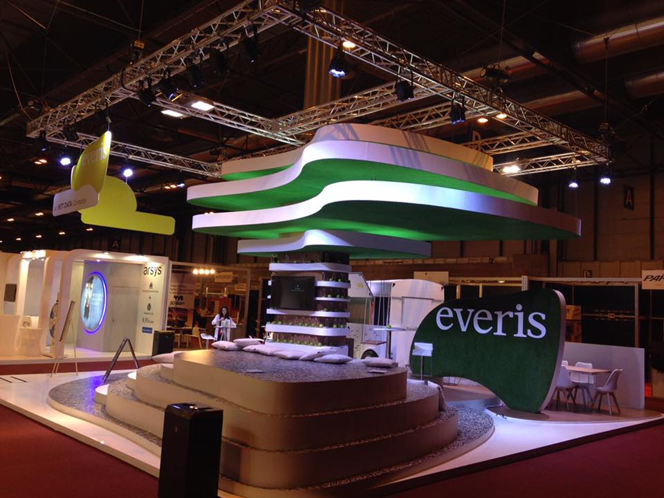 everis stand at DES17