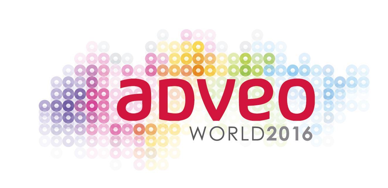 Logo Adveo World 2016